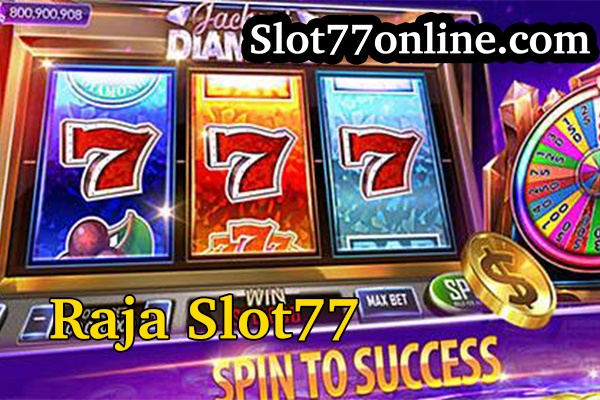 raja slot77