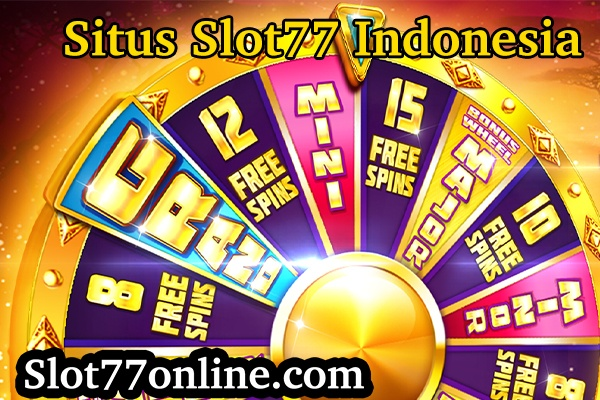 situs slot77 indonesia