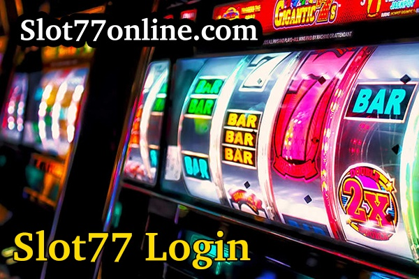 slot77 login