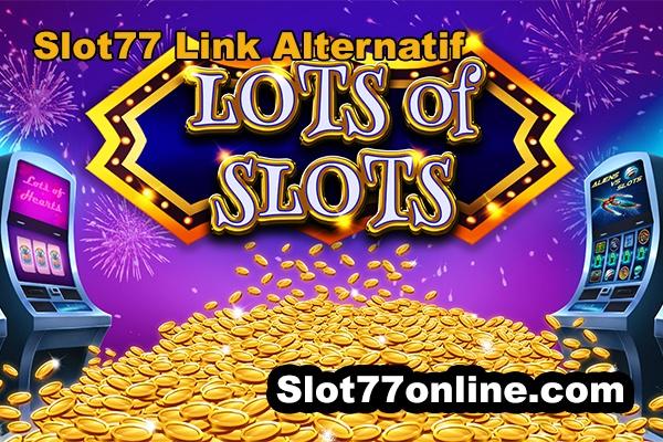 slot77 link alternatif